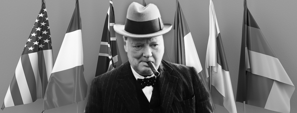 You are currently viewing Six Supply Chain Related Leadership Lessons From Sir Winston Churchill We Need Today!