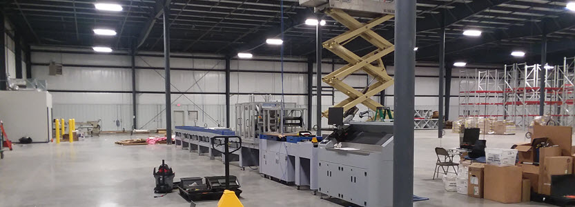 Read more about the article THE MAIL GROUP: October 27, 2020 Update on New Facility